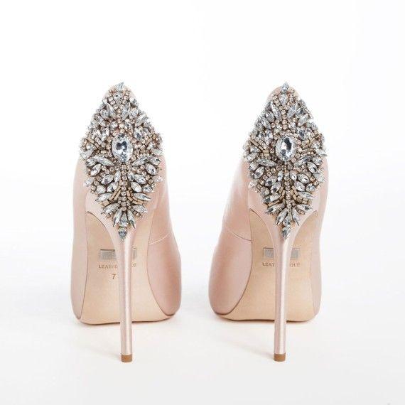 Diario de una boda: Enamórate de tus zapatos de novia a primera vista   TELVA