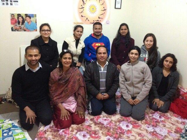 Chakra Meditation 4 weeks Course by Yogacharini Komal Ph.D Scholar Adelaide