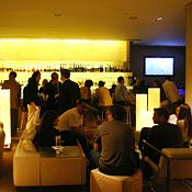 The Living Room Bar W Hotel Times Square