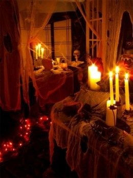 302 Best Haunted House DIY & Ideas Images On Pinterest Halloween