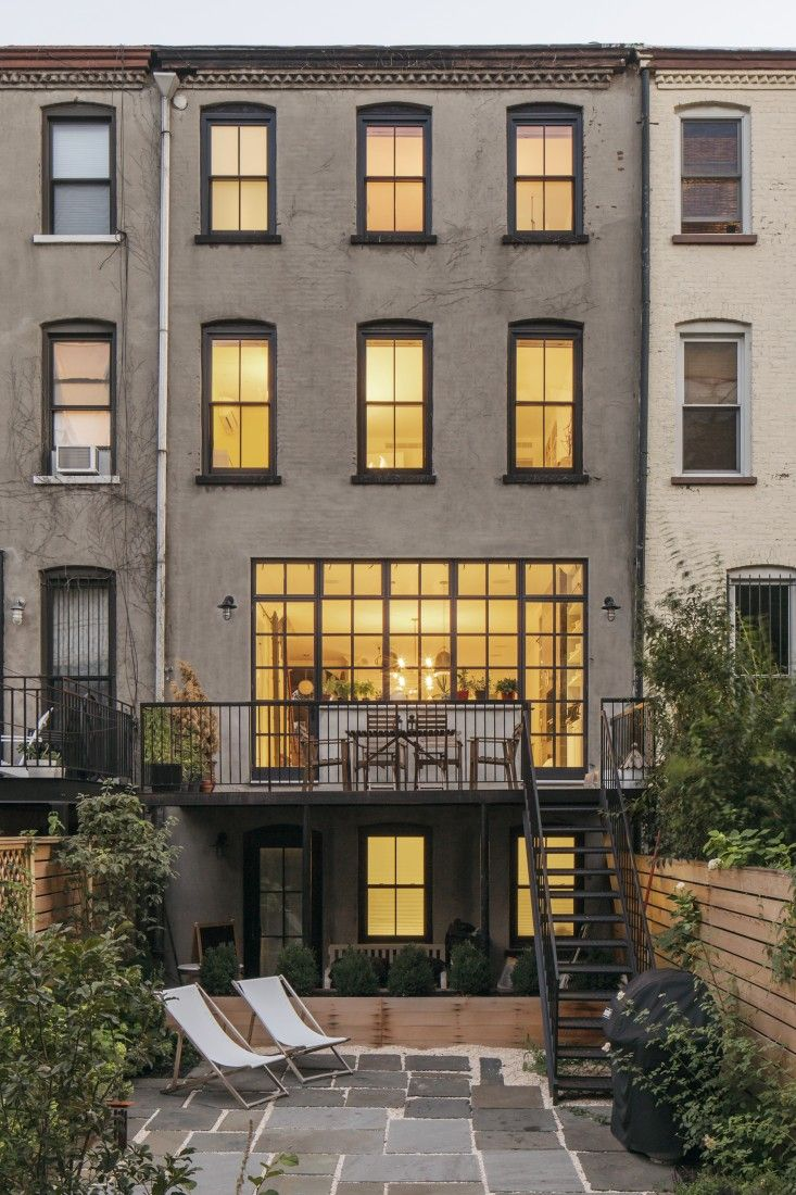 233 best brooklyn brownstone modern images on pinterest for New york city brownstone for sale