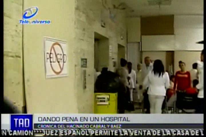'Dando Pena En Un Hospital' Escenario De Muerte, Hacinamiento Y Peligro En Un Hospital En Remodelación #Video