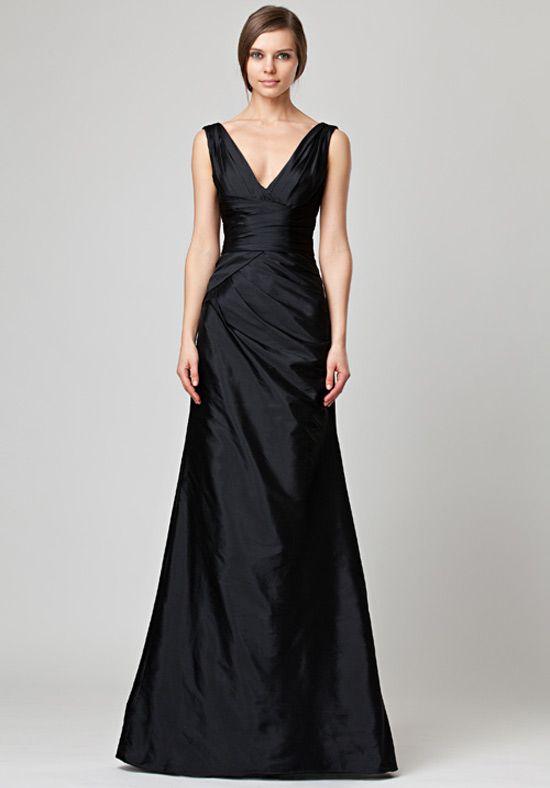 17 Best ideas about Black Bridesmaid Dresses on Pinterest  Black ...