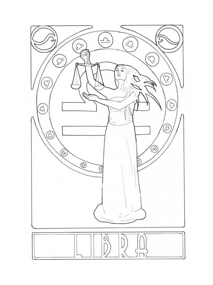 Zodiac Libra By ElineK DeviantArt