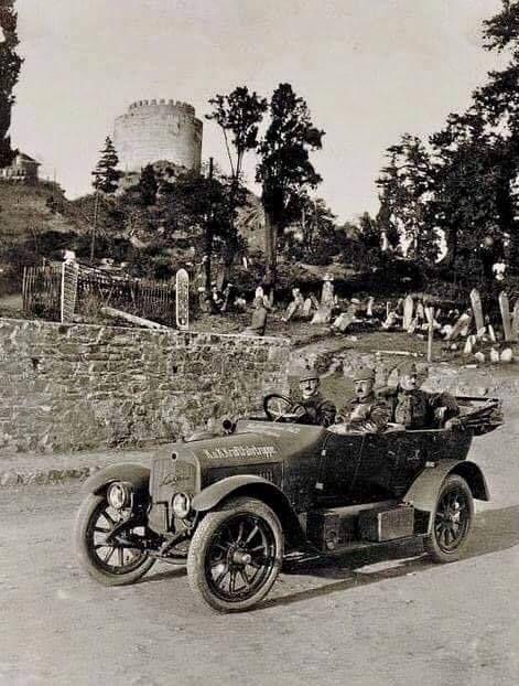 Rumeli Hisarı 1900