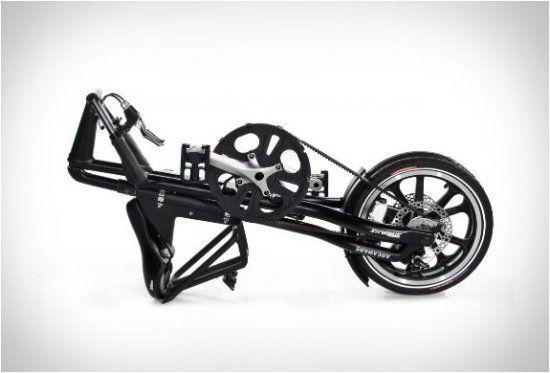 Инновационный складной велосипед  Strida 16LT