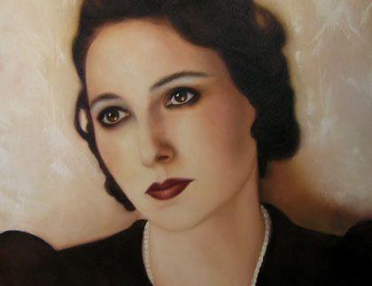 Juana de Ibarbourou (Melo, Uruguay, 1895 - Montevideo, 1979) Poetisa uruguaya, considerada una de las voces más personales de la lírica hispanoamericana de principios del siglo XX.