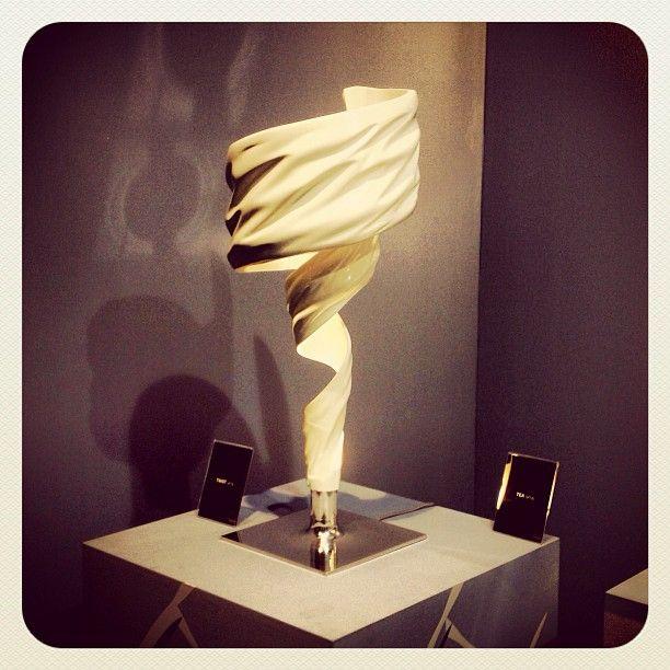 Salone 2013   Twist by Ferruccio Laviani   material in evolution #kartellgalleria #salone #milandesignweek #mdw13