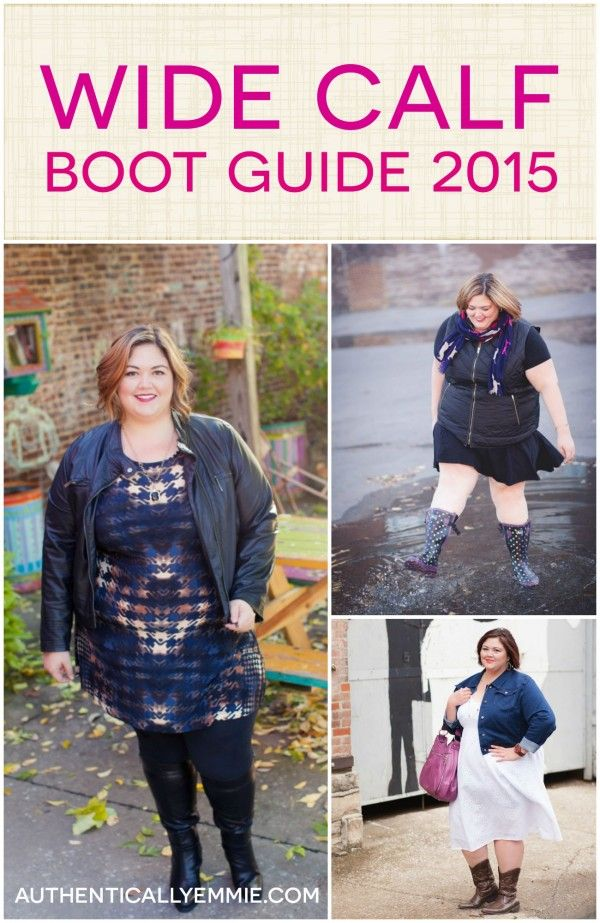 Wide Calf Boot Shopping Guide from @emilyjoanho