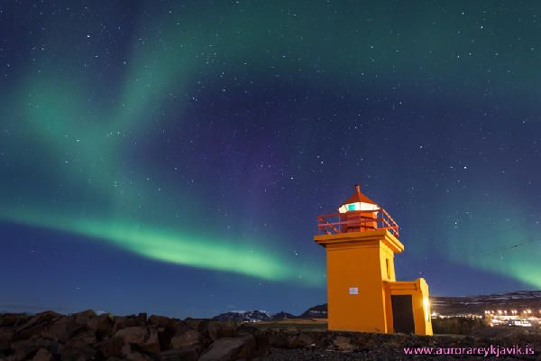 Northern lights Iceland | Aurora Reykjavik | northern lights center