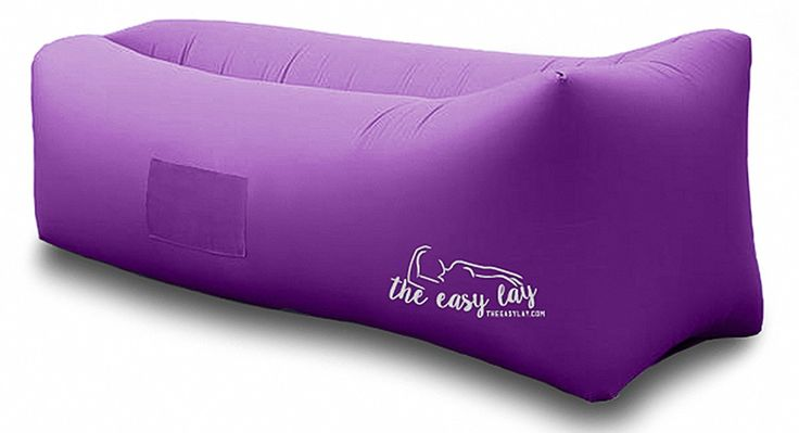 The Easy Lay (v2) - The Next Generation Inflatable Air Lounger, Sofa, Couch, Bed, Hammock. Parachute Grade Ripstop Nylon, Built to Last. Our exclusive Head-Rest and Snap-Back Buckle make it Easy. *** Find out more details by clicking the image : Air Lounges