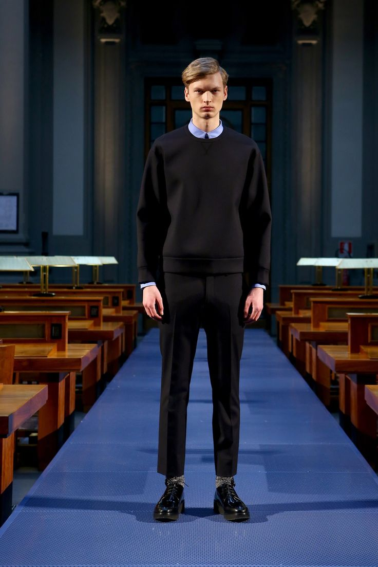 No-21: fall 2014 menswear fashion show. Original to Vogue.com slideshow: https://www.vogue.com/fashion-shows/fall-2014-menswear/no-21/slideshow/collection#12