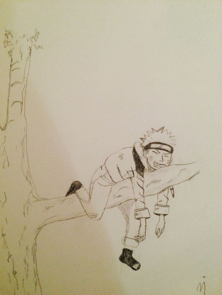 Naruto- fan art done by me!!!