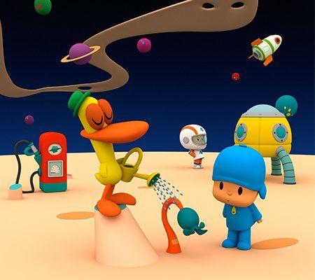 Mundo Pocoyó: juegos y actividades online para disfrutar