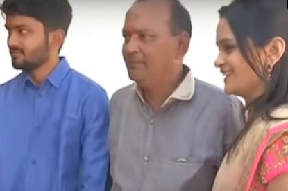 Man spends daughter's 9,000 wedding budget on 90 houses for the homeless -   A rich businessman in  India  has donated 90 houses to homeless people instead of splashing out on his daughter's wedding.   Ajay Munot, a wealthy... See more at https://www.icetrend.com/man-spends-daughters-9000-wedding-budget-on-90-houses-for-the-homeless/