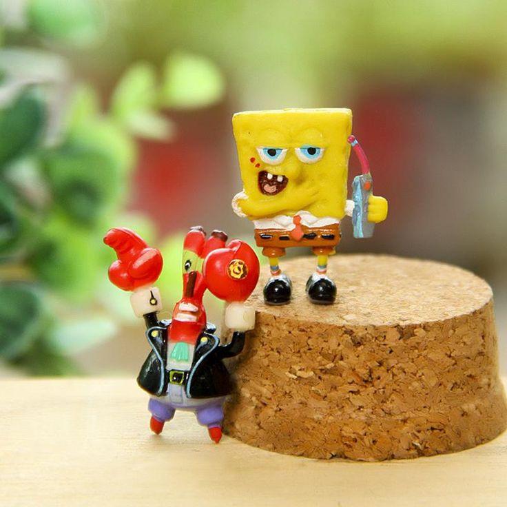 SpongeBob and Mr Krab Make Classic Action Together - Buy this stuff here: https://www.bikinibottomstore.com/anime-pvc-spongebob-and-mr-krab-make-classic-action-together/ -   #spongebob #patrick #squidward #merchandise #goods #bikinibottom #party #balloon #home #interior #bedroom #bathroom #dolls #toys #aquarium #ornament #travel #cartoon #anime #hero #onlineshop #products #supplier