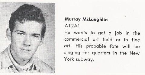 Toronto loves Murray McLaughlin!