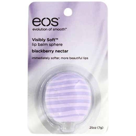 NEW! eos visibly soft smooth sphere lip balm - Blackberry Nectar. $8.95 plus shipping, worldwide.    www.lipbalm.land