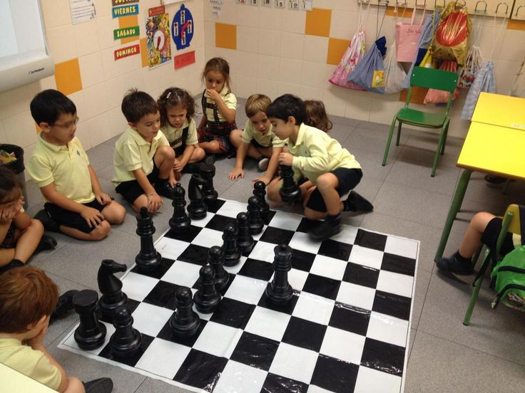 Infantil mueve ficha   Colegio San Cristobal