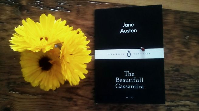 The Beautiful Cassandra. Jane Austen.