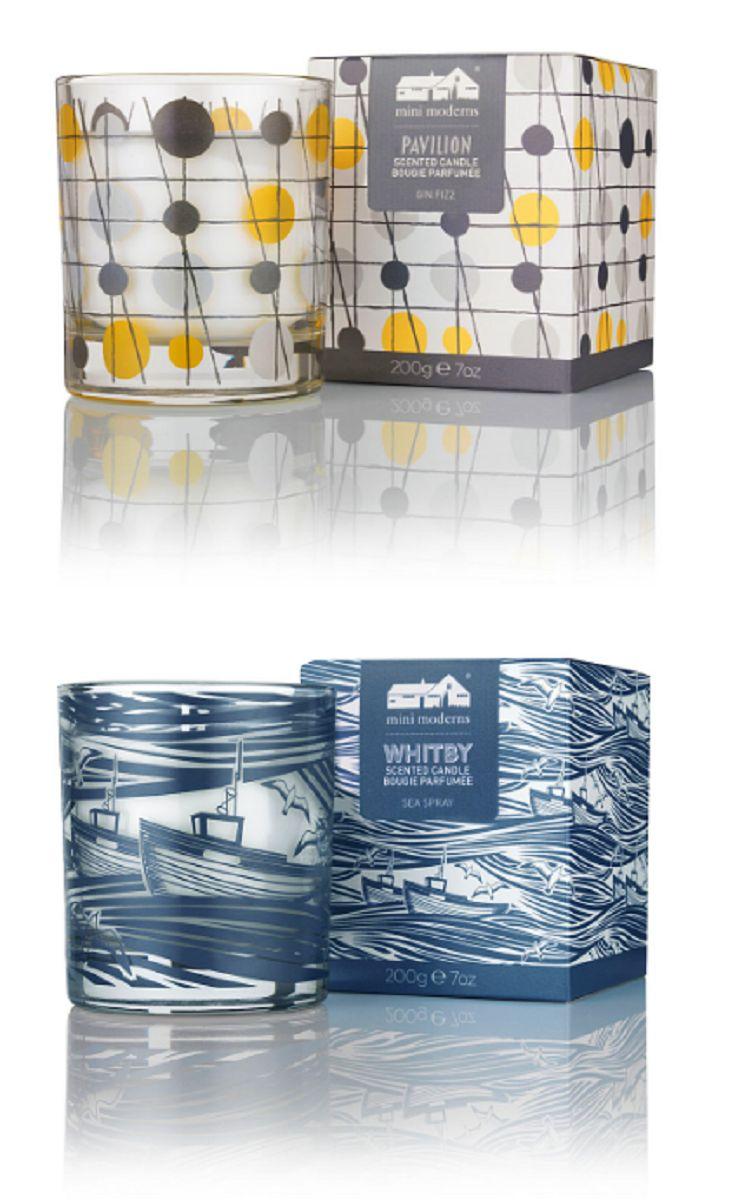 Interior design home fragrance gift set - Mini Moderns Home Fragrance