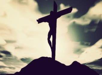 Paixão de Cristo. Frases de fé e amor.