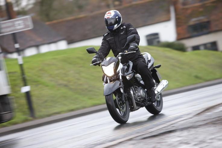 Suzuki Inazuma 250 UK Press Launch from Motorcycle Live 2012
