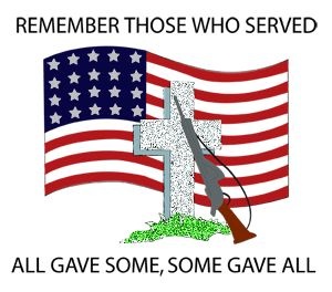 We at Larym Design Salute All Who Gave For Us - Memorial Day 2014 - http://www.larymdesign.com/blog/myras-corner/we-at-larym-design-salute-all-who-gave-for-us-memorial-day-2014/