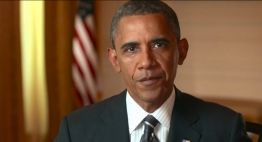 President Barack Obama in Join People of Faith for Obama video released September 17, 2012.