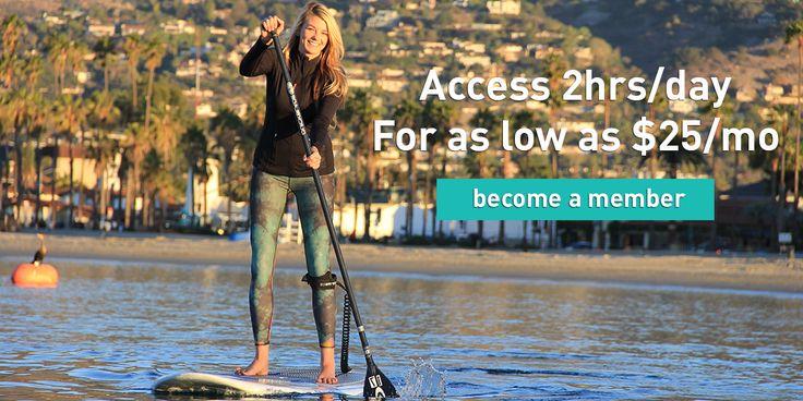 Paddle Sports Center: Kayak | SUP | Surf | Santa Barbara
