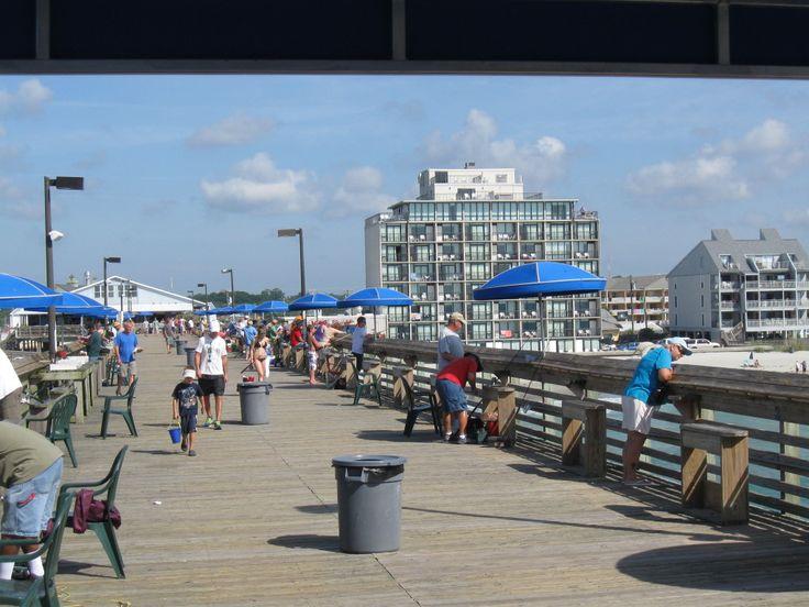 Pier Fishing Garden City