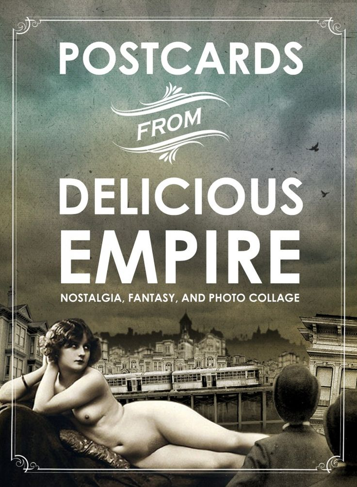 Postcards From Delicious Empire