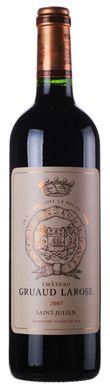 Fine wine for Christmas: Bordeaux Château Gruaud Larose 2007