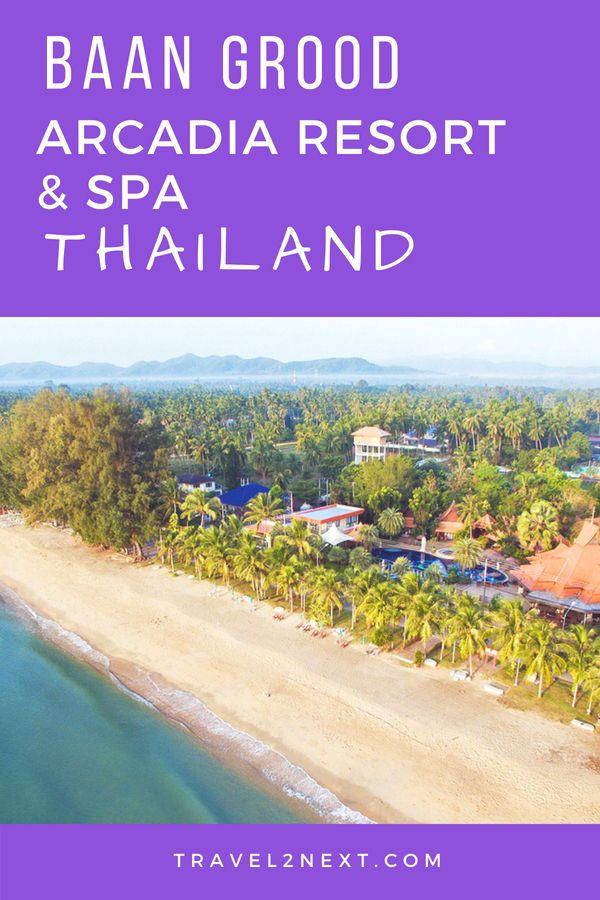 Baan Grood Arcadia Resort Spa Thailand Travel Advice Cool