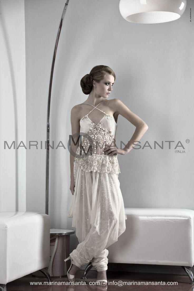 MARINA MANSANTA Collezione Preziosa, Modello Nadir