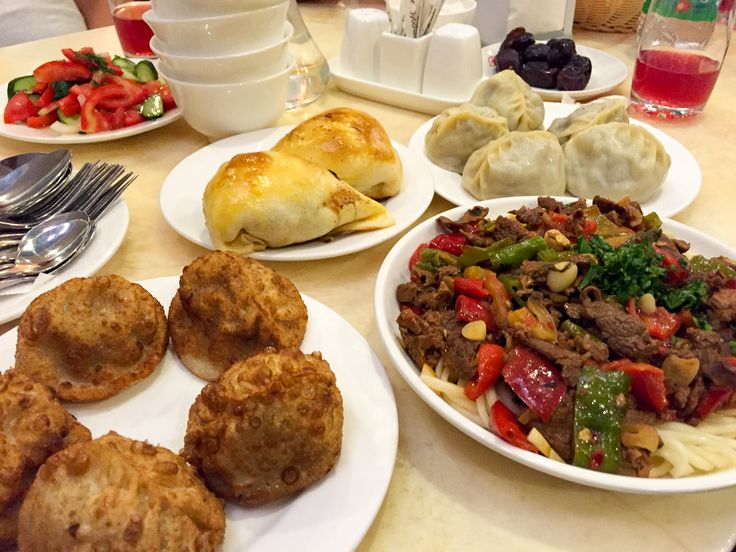 Central Asian cuisine is dominated by meat & dough meals. It can be a challenge or pleasure to adjust to the Central Asian food. Have you ever tried one during your travels?