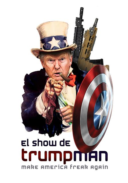 Oriol Bargalló: Make America freak again