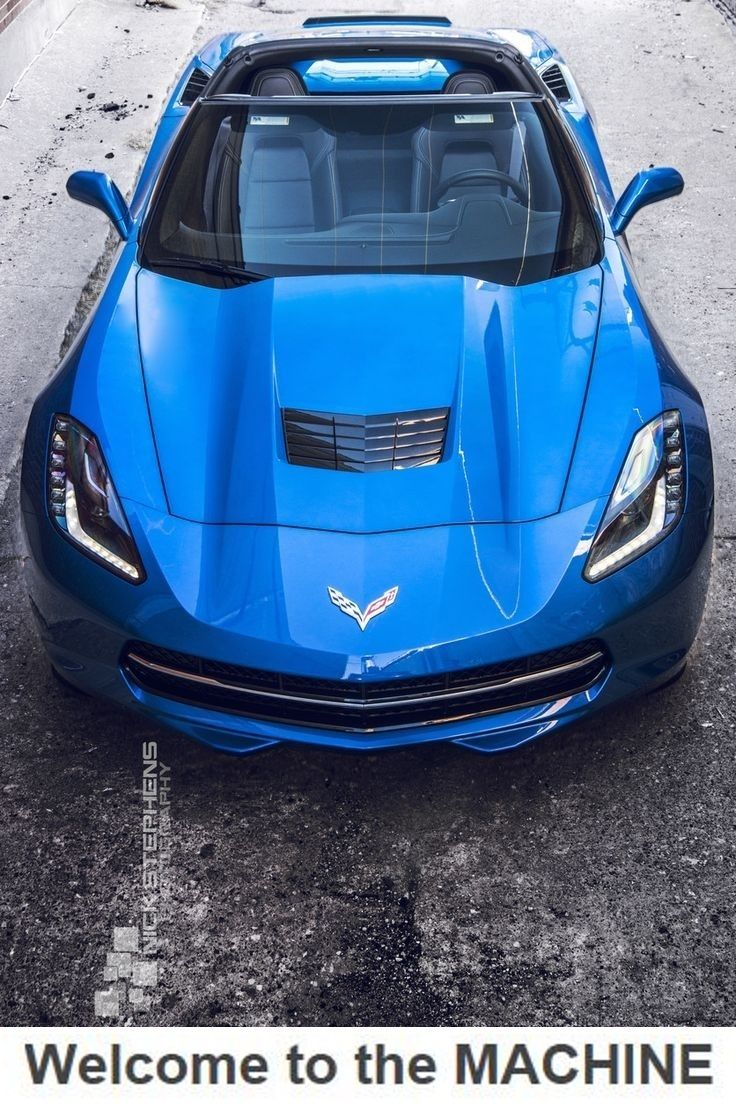 MACHINE Shop Café concepts are celebrated here. Follow Us and our Crowdfunding Campaign... October 2015 by purchasing your 'Gift Card Perks' at www.indiegogo.com (2014 Corvette Stingray Blue)