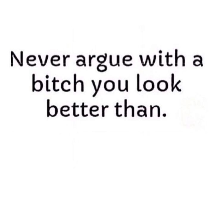 Never argue with an ass