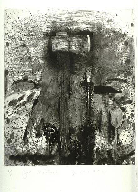 Jim Dine   http://www.artnet.com/artists/jim-dine/