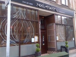 Glasgow's Red Onion offers smart and hearty food