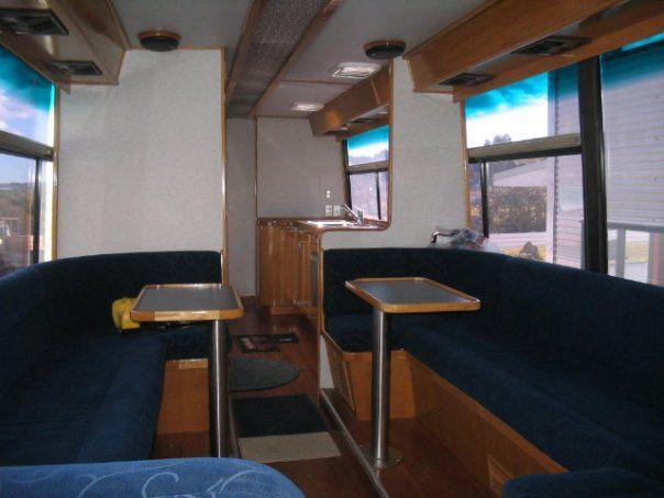 Bus refit, Tradeline Builders, Whangarei