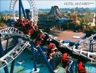 Deal Viaggio-Dopo il grande successo, torna Gardaland e questa volta con l'Hotel Antares: 2 notti per 2 adulti e 1 bambino e due biglietti d'ingresso a solo 199€ invece di 400€ !