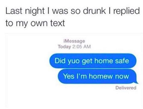 19 Pictures That Prove Drunk People Are The Best People