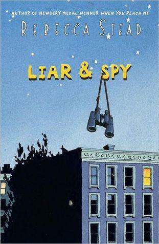 Liar & Spy - 2014/2015 Mark Twain Award Nominee