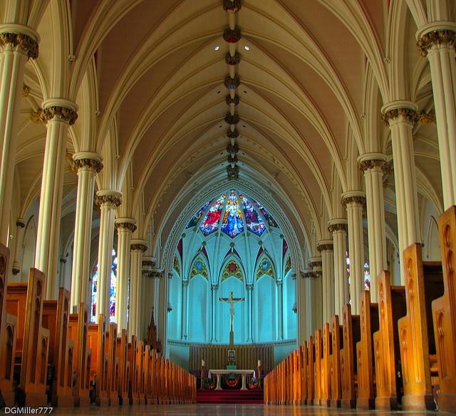 St. Mary's Catholic Basilica, Halifax, Canada