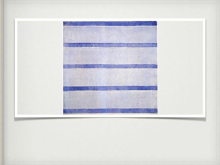 """El arte abstracto utiliza un lenguaje visual autónomo que cuenta con sus propios significados. El arte puede utilizar cualquier material, técnica o experiencia para """"inventar"""" nuevos recursos simbólicos o redefinir los existentes."""