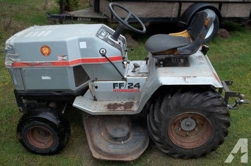 garden tractor for sale in Washington Classifieds & Buy and Sell ...