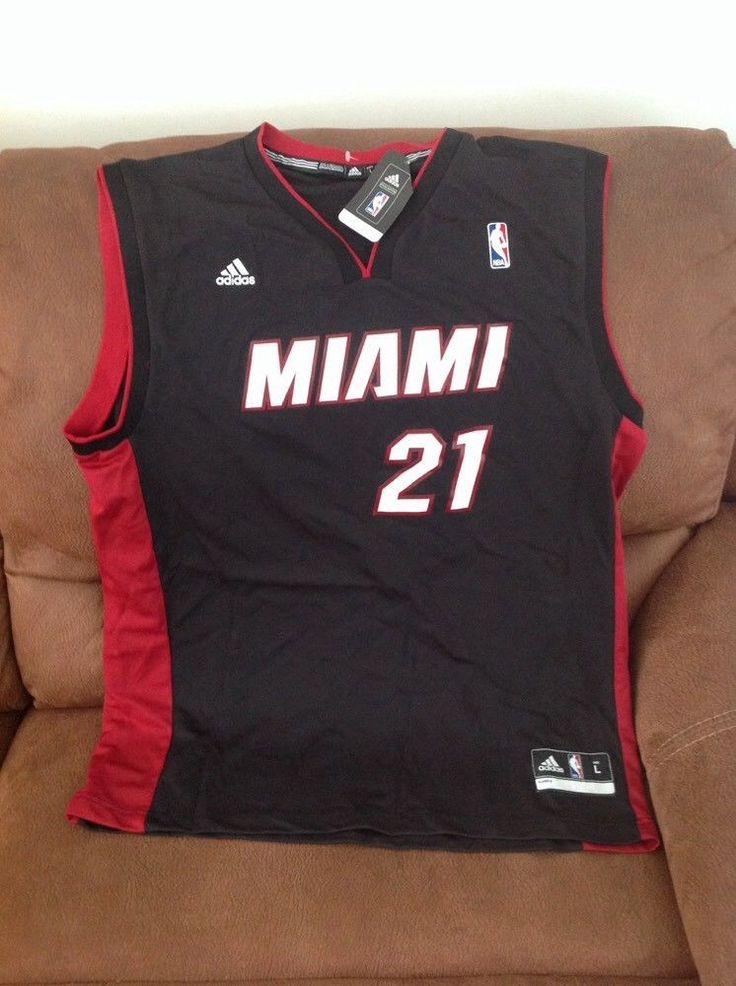 Adidas Miami heat hassan whiteside nba jersey NWT size L mens | Sports Mem, Cards & Fan Shop, Fan Apparel & Souvenirs, Basketball-NBA | eBay!