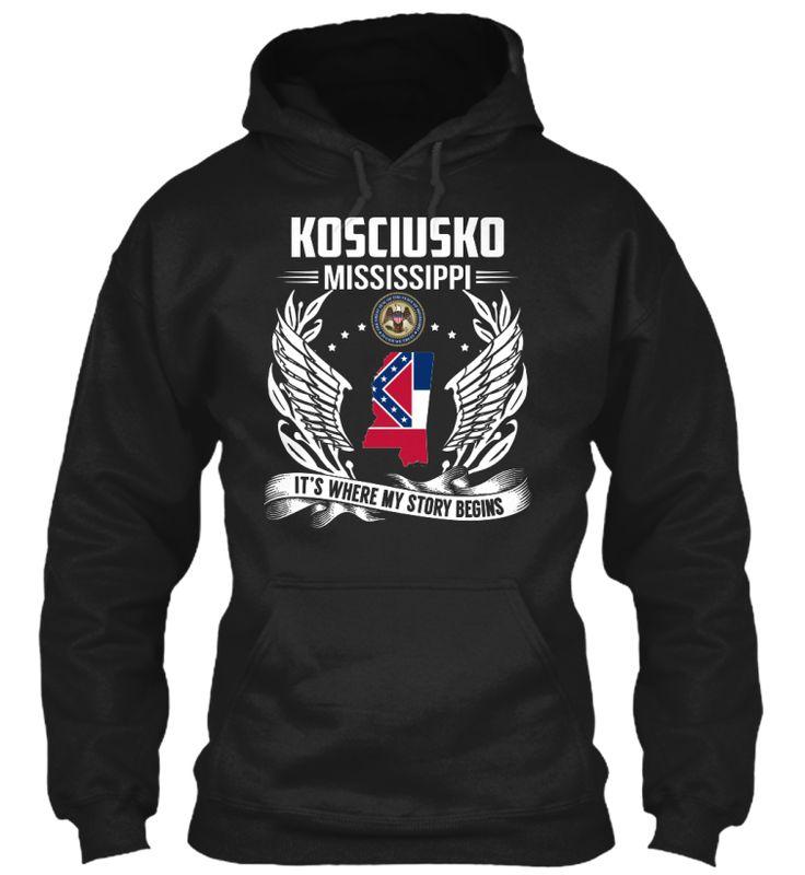 Kosciusko, Mississippi Where My Story Begins #Kosciusko